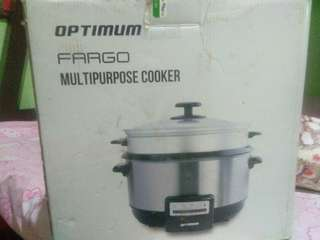 Optimum multipurpose cooker