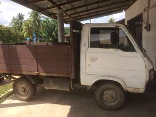 Lorry KIA 1Tan 4WD