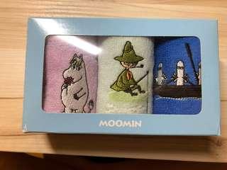 🚚 ✨全新 moomin 嚕嚕米毛巾