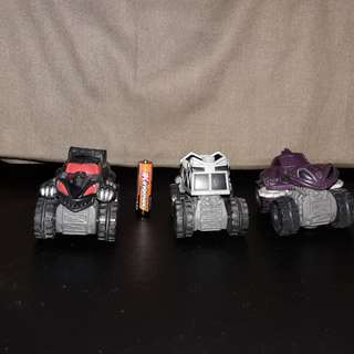 2005 Monster Truck Happy Meal