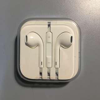 全新 new apple earpod 3.5mm