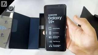 Samsung Galaxy S9 Plus Smartphone 4/64GB Midnight Black