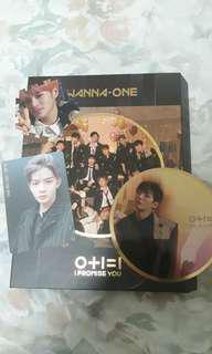Wanna One IPU Night Album