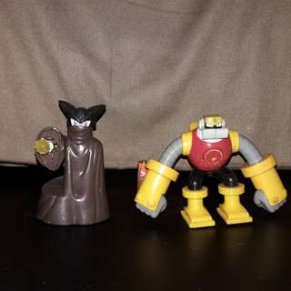 2005  Megaman Happy Meal