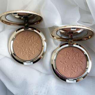 MAC Snow Ball Opalescent Face Powder In Here Comes Joy