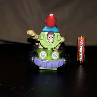 2004 Buzz Lightyear Happy Meal