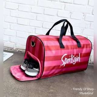 WOMEN'S ViCTORiA SECRET (Sportsgirl) GYM BAG TRAVEL BAG