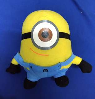 Minions soft plush toy