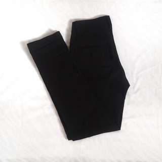 CHINO LONGPANT BLACK