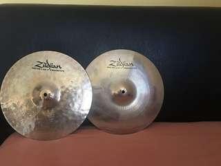 """Zildjian 14"""" Soundlab Prototype Hihats"""