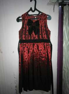 Dress pesta anak anak