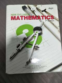 Sec 3 textbook emath
