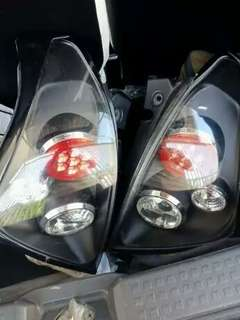 Stoplamp copotan Suzuki Swift GT