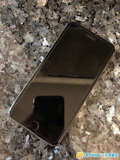 出售95%新IPhone 6s Plus 64g black  港行ZP機 2200$