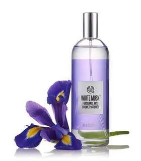 Fragrance Mist White Musk The Body Shop
