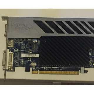 Gagabate HD4550 512MB D3 64b for free