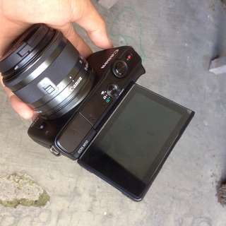 Canon EOS M10 Kit 15-45mm and 22mm Bisa Kredit