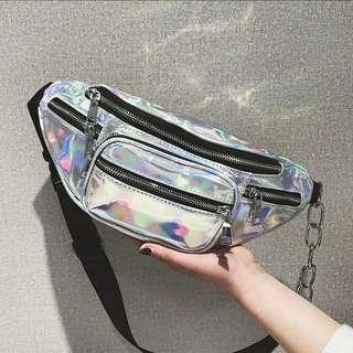 Waist bag hologram import