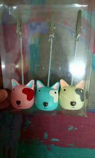 Animal clips