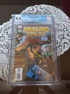 Amazing Fantasy Vol 2 15 Amaedeus CGC 9.4