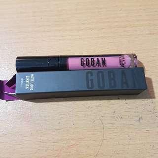 Goban liquid matte lipstik