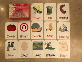 Language Cards
