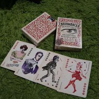 🚚 Cartomancer Playing Cards