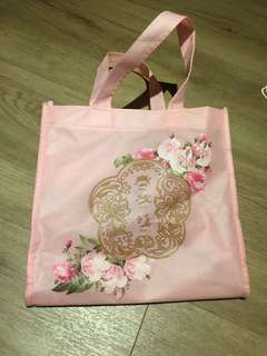 🚚 Pink eco Recycle Bag