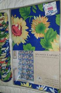 Shower Curtain (water repellent)