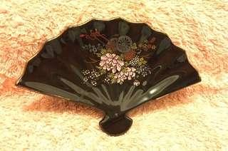 70年代日本製陶瓷扇