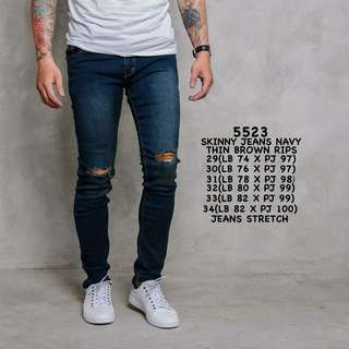 Code 5523 Celana jeans