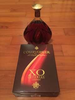 1L Courvoisier XO imperial cognac