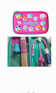Smiggle Pencil Case n set