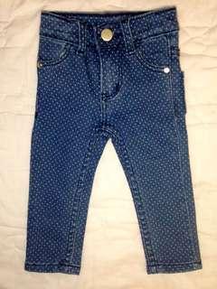 Baby Girl Denim Pants