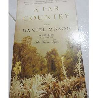 A Far Country - story book
