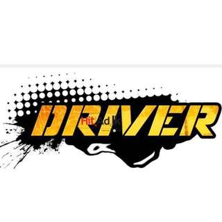 Driver Needed.