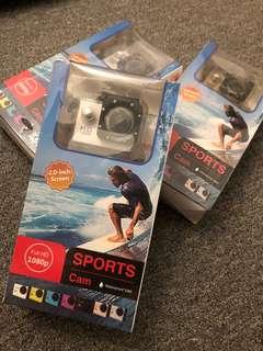🚚 現貨❗️全新❗️SJ4000防水運動攝像機自拍數碼浮潛水下照相機高清防抖航拍DV