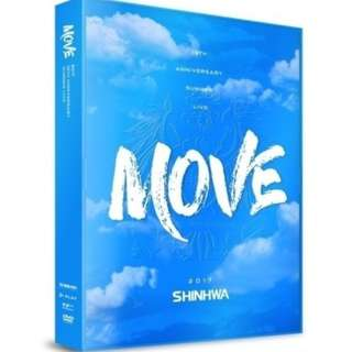 <<代購>> Shinhwa - Shinhwa 19th Anniversary Summer Live Move DVD