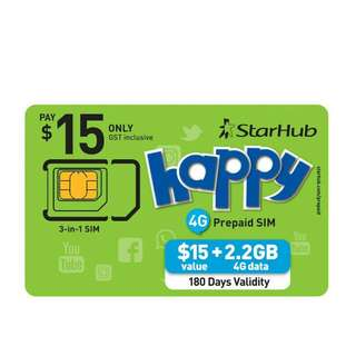 🚚 Prepaid Card Registered SIM