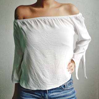 Forever21 Off-Shoulder Top