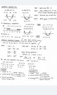 O LEVEL MATH & MORE