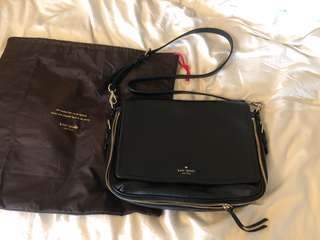 kate spade crossbody with dustbag