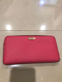 KATE SPADE New York (ORIGINAL) Pink Wallet
