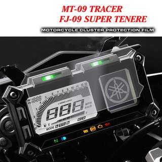 LCD/Speedometer Screen Protector for Yamaha MT-09 TRACER/FJ-09/FJ09/Super Tenere XT1200 (New Stock Arrived)