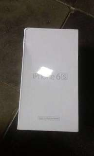 Iphone 6s 16Gb (original dan new)