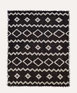 Aritzia - Wilfred Diamond Mosaic Blanket