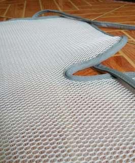 Baby cushion cool mesh