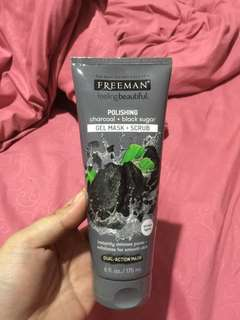Face mask freeman