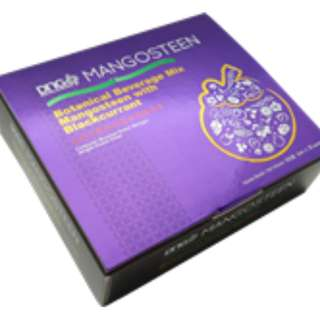 DNG MANGOSTEEN 30 SACHETS (ANTI-AGING, ANTIOXIDANT AND SLIMMING) (HALAL)