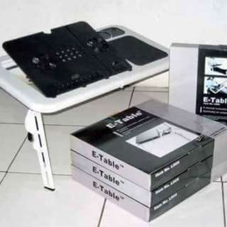 E Table Computer Stand